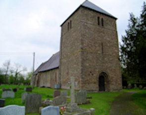 Little Hereford Church